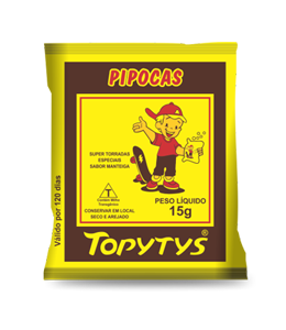Topytys-Pipocas